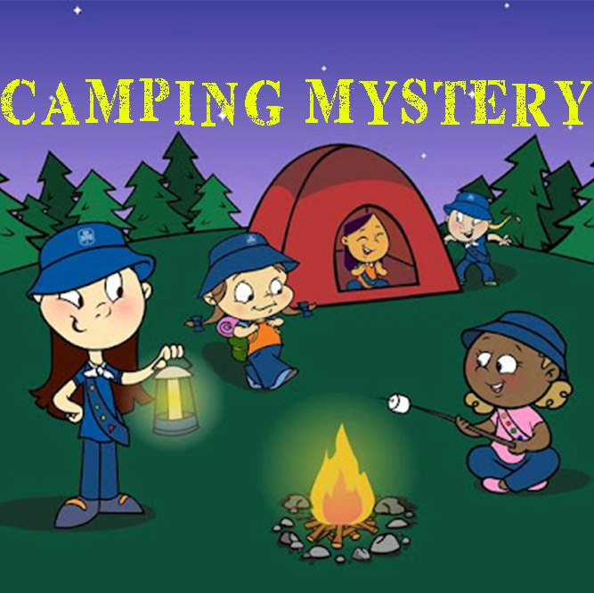 Kids Camping Mystery Game Party Fun Teacher