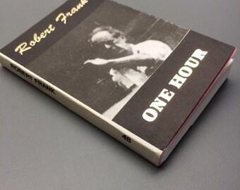 Robert Franks' ONE HOUR, Hanuman Books, first edition