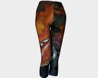 Dark Lady Capris: When U go out, U will look stunning. Add a top and your all ready to go.