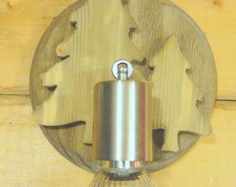 APPLIQUE tree 10W GU10 SPOT + led bulb w 6 available