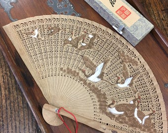 Chinese Handheld Fan.