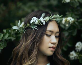 Wedding crown etsy junglespirit Choice Image