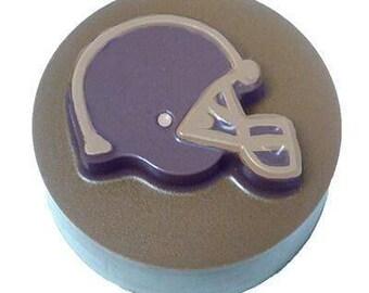 Sports Footbal, Basketball, Baseball Chocolate Oreo Sandwich Cookie Molds