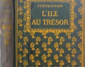 The ile To The Tresor STEVENSON Robert Louis