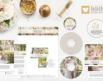 Wedding Photography Marketing, Wedding Photography Logo, Wedding Photography Template, Wedding Photography Package - MK142A