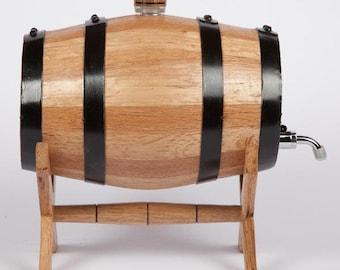 New 10L or 3 gallon whisky whiskey bourbon barrels