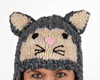 Pet-unique-funny cap in cat shape