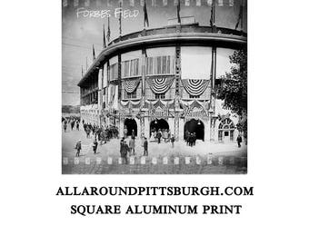Forbes Field Metal Print - various sizes