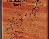 Upper YELLOWSTONE RIVER M...