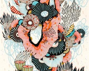 Giclee Fine Art Print - Watercrest