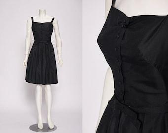 little black dress, collectible by Lanz vintage 1950s • Revival Vintage Boutique