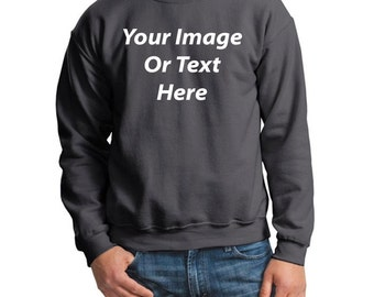 Customized Crewneck Sweatshirt