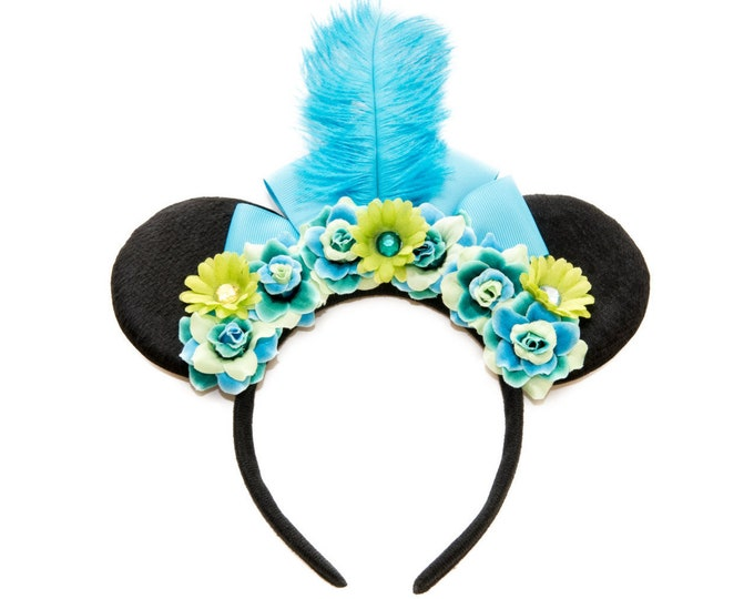 Drizella Mouse Ears Headband