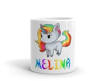 Melina Unicorn Mug