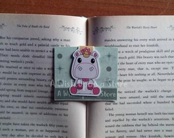 Magnetic Bookmarks | Fluffy Unicorn