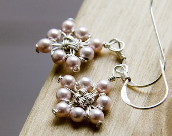 Wire Jewelry Tutorial - SNOWFLAKE Earrings, Wired Chinese Knot, DCH015, The Love Knot