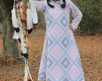 The Muskoka Fleece Dress