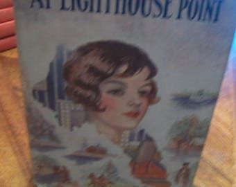 Ruth Fielding At Lighthouse Point By Alice B. Emerson Copyright 1913 HB