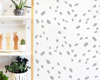 River Stone Dots - WALL DECAL