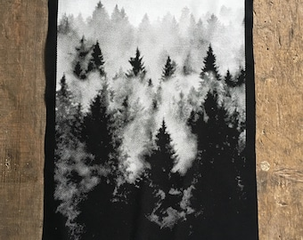Pine Forest Back patch