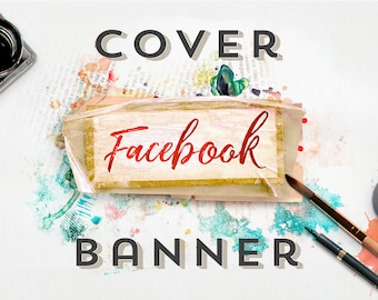 Facebook Timeline Cover Banner/Header (Brand your business across the social media / Twitter / Facebook / Instagram / YouTube / Squarespace)