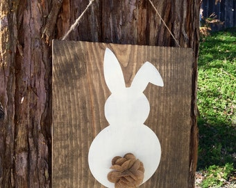 Rustic Easter Decor,Rustic Easter Sign,Rustic Easter Home Decor,Wood Easter Decor,Wood Easter Sign,Bunny Sign,Bunny Decor,Rustic Bunny Decor