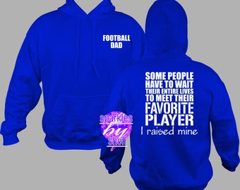 Football dad shirt, football dad hoodie, football dad sweatshirt, Football Dad Shirt, football shirt, football dad gift, gift for dad
