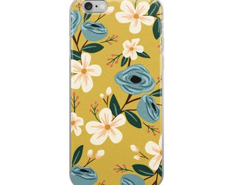 Adelaide Print iPhone Case