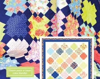 Fig Tree & Co. Quilt Pattern by Joanna Figueroa:  Mahalo