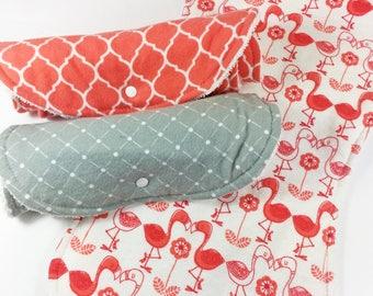Newborn Gift Set New Baby Gift Baby Burp Cloths Baby Shower Gift Burp Clothes Burp Cloth Set Burp Rags