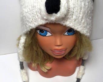 "child hat, 1 ""White bear"""