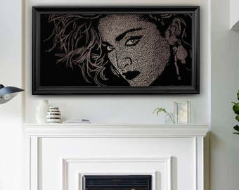 Pop Legend: Madonna (Neon)