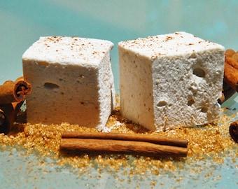 Brown Sugar Cinnamon  - All Natural, Handcrafted Gourmet Marshmallows