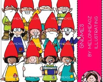 Gnomes clip art
