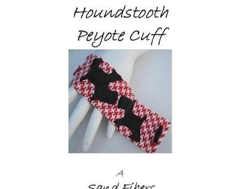 3 for 2 Program - Scotties on Houndstooth - For Personal Use Only PDF Pattern