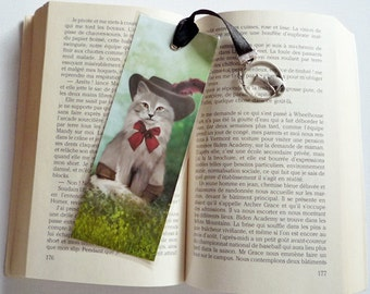 Bookmark - Puss in Boots