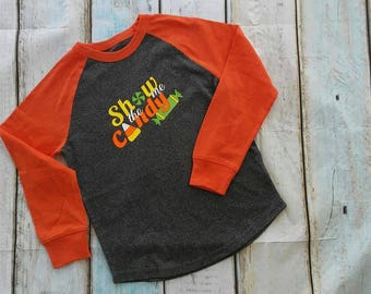 Halloween shirt, kids Halloween shirts, long sleeve Halloween shirts, kids shirts, kids clothes, Halloween, kids long sleeve Halloween shirt