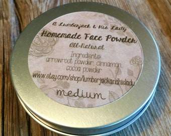 Natural Face Powder