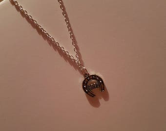 Goodluck Charm Necklace