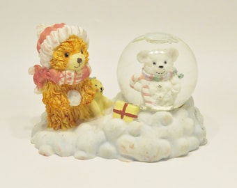 Christopher Snow Buddies Figurine Bainbridge Bears Collection
