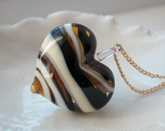 Chunky Venetian Murano Glass Necklace