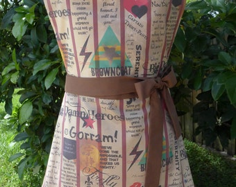 Firefly Apron - Browncoat's Unite