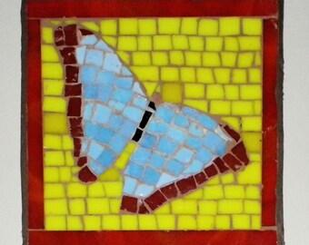 Butterfly Smalti Mosaic Smalti