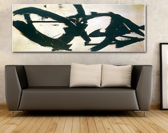 GRAFITTI STYLE ABSTRACT Art Oil on Canvas