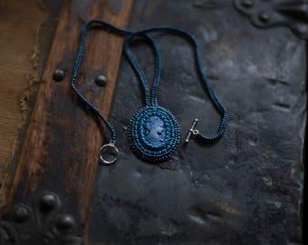 READY TO SHIP |  Handmade Beaded Necklace