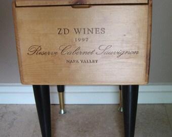 ZD Reserve Cabernet Sauvignon End Table