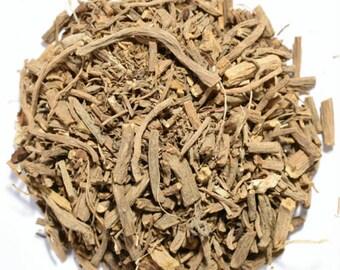 VALERIAN ROOT | Organic Herbal Tea | Loose Leaf and Tea Bags | Tea Tins | Eco-Friendly Packaging