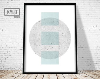 Geometric Wall Art, Scandinavian print, Modern Print, Abstract Print, Home Decor, Minimalist Print, Scandinavian Wall Art, Home Wall Art