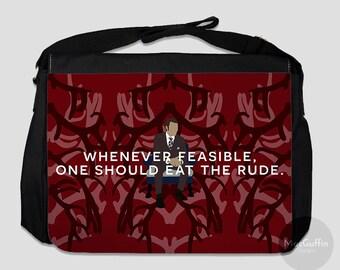 Hannibal messenger bag