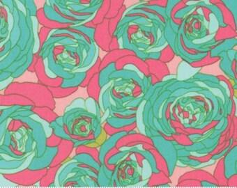 Acreage - Rose Spray in Garden by Shannon Gillman Orr for Moda 45501 11